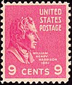 William Henry Harrison 1938 Issue-9c.jpg