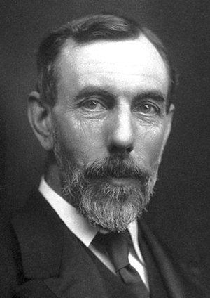 Otto Hahn - Sir William Ramsay, London 1905