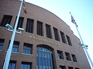 Minnesota Golden Gophers men's basketball - The Golden Gophers have played home games in Williams Arena since 1928.