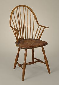 Windsor Arm Chair LACMA 54.80
