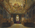 Windsor Castle, Queen's Guard Chamber, by Charles Wild, 1817 - royal coll 922098 313684 ORI 2.jpg