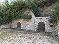 Wine Cellar in Kakukk hill. - Mély Street, Ófalu, Érd.JPG
