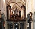 Wittlich,Pfarrkirche St. Markus. Orgelprospekt des Jahres 1769.jpg