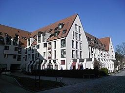 Schloßhof in Fürth