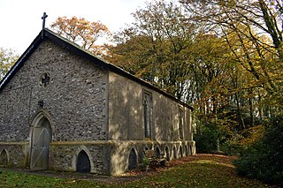 Wolford Chapel Historic house museum , Ontario Heritage Trust in Devon, England
