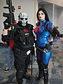 WonderCon 2012 - Cobra cosplay (6873352594).jpg