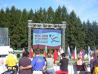 2008 World Orienteering Championships