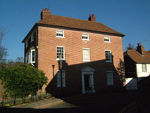 Wrotham - A substantial village house