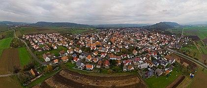 Wurmlingen (Rottenburg) Luftbild.jpg