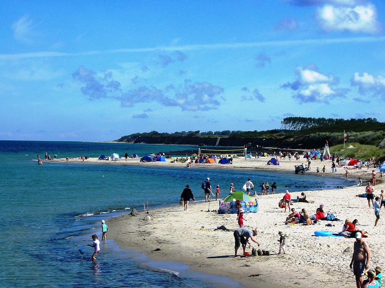 Datei:Wustrow (Fischland) Strand.JPG - Wikipedia