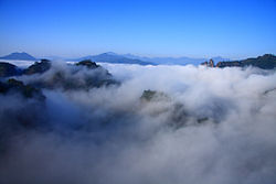Wuyi Mountains Sea of clouds.jpg
