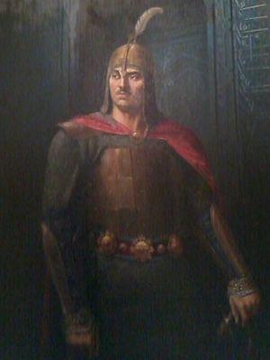 Khalil Sultan - Khalil Sultan 's Potrait in Kazakhstan