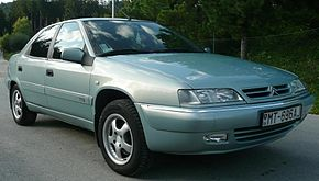 Citroën Xantia HDi Seduction Limited Edition, μοντέλο του 1999.