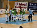 Xuntanza HC Liceo, Pazo dos deportes Riazor, A Coruña, HC Liceo vs CP Vic.JPG