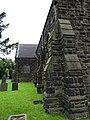 Y Drindod Sanctaidd, Holy Trinity, Rhostyllen 08.jpg