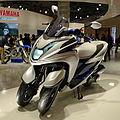 Yamaha TRICITY Concept at Tokyo Motor Show 2013-3.jpg