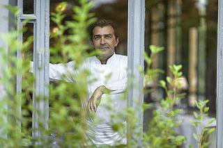 Yannick Alléno French chef