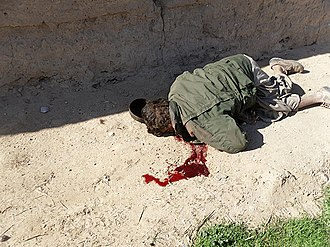 Maywand District murders - 15-year-old Gul Mudin, killed by U.S. Army SPC Jeremy Morlock and PFC Andrew Holmes on 15 January 2010.