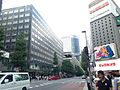 Yurakucho Station Crossroads (north).jpg