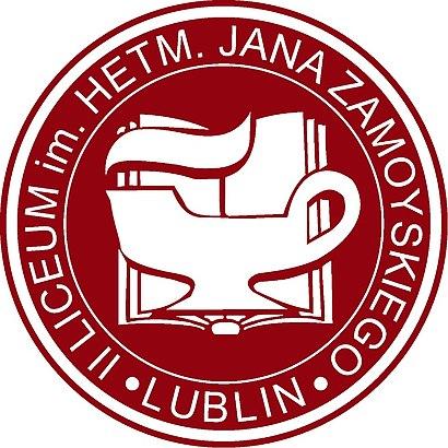 Как доехать до II Liceum Ogólnokształcące Im. Hetmana Jana Zamoyskiego на общественном транспорте