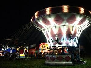 Bundek - Bundek during the summer festival