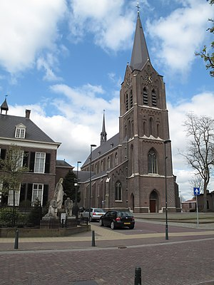 Zeeland, North Brabant - Image: Zeeland, kerk foto 2 2010 04 10 12.23