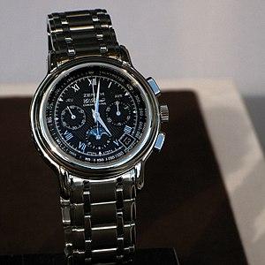 Zenith (watchmaker) - Image: Zenith img 0988