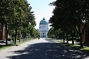 Wiener Zentralfriedhof Wikipedia