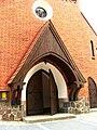 Zespół kościoła ewangelickiego, ob. rzym.-kat. fil. pw. św. Kazimierza Kruszyn (9).JPG