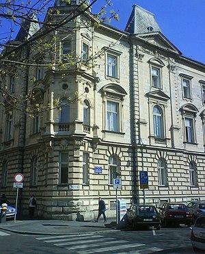 Matica hrvatska - Matica hrvatska in Zagreb