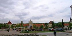 Zhovkva Castle Museum.