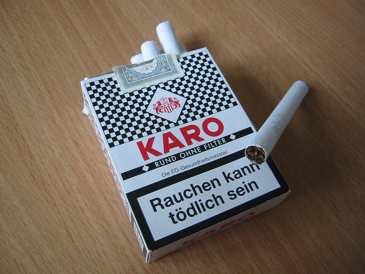 Zigaretten Mit Bilder