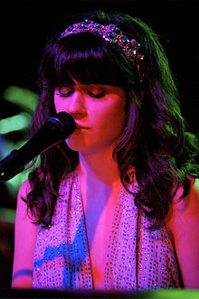 Zooey Deschanel of She & Him @ Mercy Lounge 30.jpg