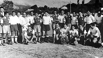HNK Hajduk Split - Before the match: Hajduk played HŠK Zrinjski Mostar on 13 August 1939, winning 3–2.