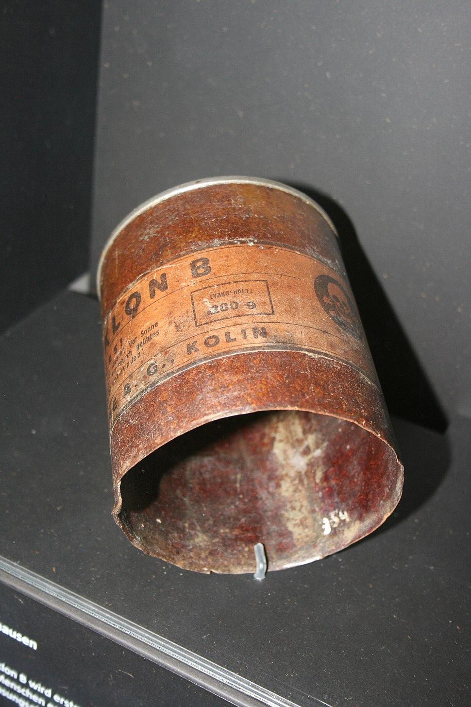 Zyklon B im KZ Mauthausen