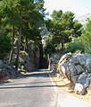 """Knotted tie"" road to sa Calobra - panoramio.jpg"