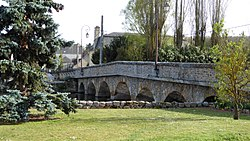 """""""Le vieux pont construit sous François 1e"""" Saint-Rémy-sur-Avre Eure-et-Loir France.jpg"""