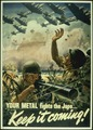 """YOUR METAL FIGHTS THE JAPS. KEEP IT COMING"" - NARA - 516262.tif"