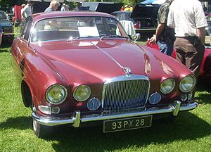 Jaguar Mark X - 1963 Jaguar Mark X