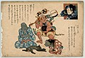 (A catfish does something evil to a monkey, while a god of thunderstorms and others watch) (13899051214).jpg