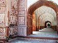 (Pakistan)-Emperor Jahangir Tomb 17 th Century,Shahdara,Near Lahore-By @ibneazhar Sep 2014 (2).jpg