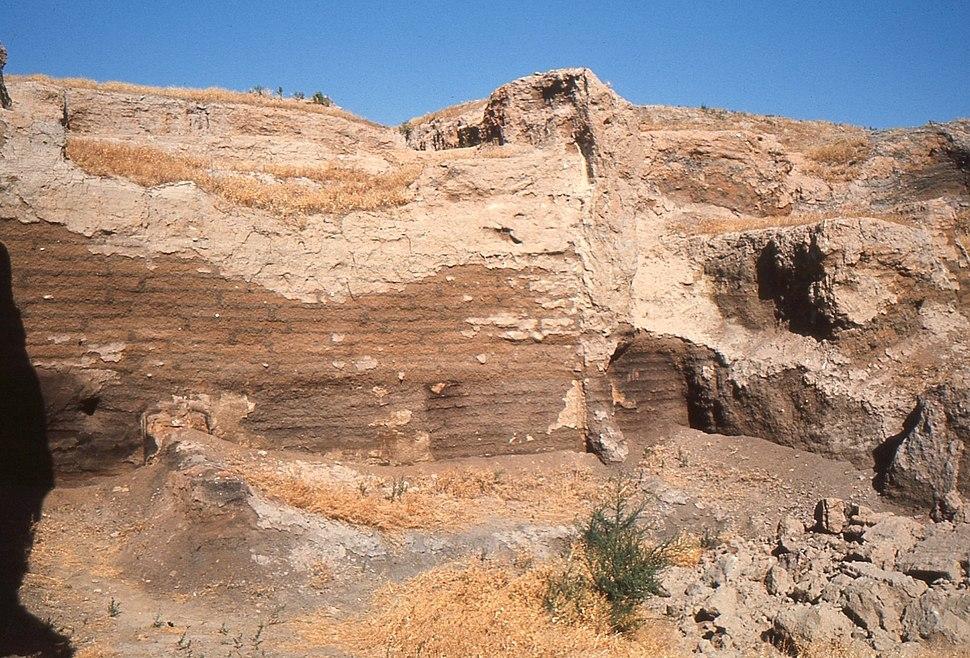 Çatalhöyük excavations .