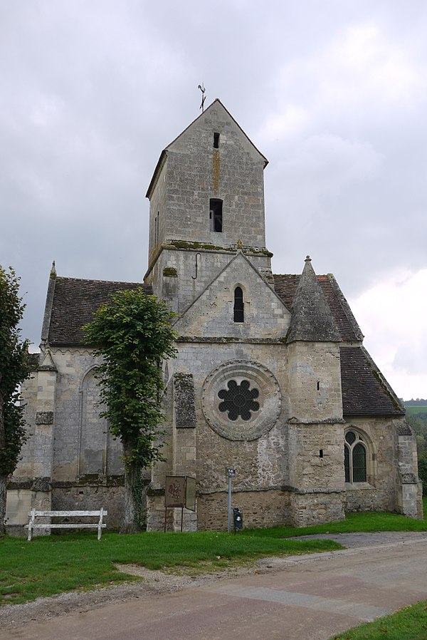 Photo de la ville Brumetz