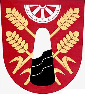 Úžice (Mělník District) - Image: Úžice (okres Mělník) znak
