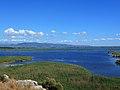 Λιμνοθάλασσα Καλογριάς Πανοραμική - Kalogria Lagoon Panorama.jpg