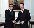 Ο κ. Σταύρος Λαμπρινίδης αναλαμβάνει καθήκοντα Υπουργού Εξωτερικών (5842203845).jpg