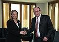 Συνάντηση ΑΝΥΠΕΞ Μ.Ξενογιαννακοπούλου με Πρέσβη Γερμανίας (5386905771).jpg
