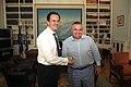 Συνάντηση ΑΝΥΠΕΞ κ. Δ. Δρούτσα με Αντιπρόεδρο της Αλβανικής Κυβέρνησης και ΥΠΕΞ κ. Ι. Μέτα (4859959974).jpg