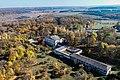 Аерофото палацу Гіжицького у Новоселиці 3.jpg