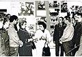 Берзарина в Берлинской бригаде. Берлин 1983.jpg